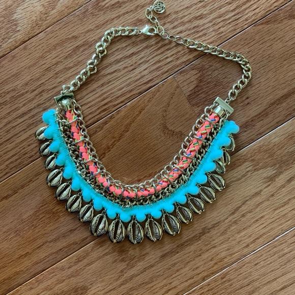 NWOT Lilly Pulitzer Sparkling Sands Necklace